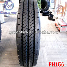 12R22.5 radial truck tyres Gencotyre,Janpan technology,high quality