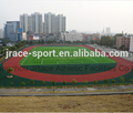 rubber athletic running tracks painting