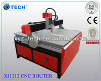 XJ1212 advertising cnc router machine 48''x48'' (India agent wanted)