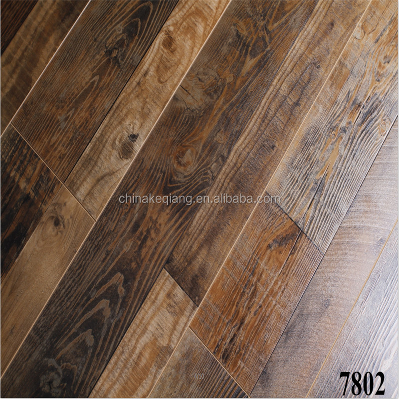 <strong>Oak</strong> Kronotex Laminate Flooring Synchronous Retro with V-Groove Series