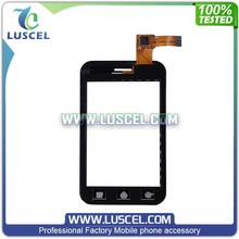 LC High quality front glass lens for Sony ericsson for Xperia tipo dual/ST21/ST21i spare parts replacement