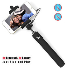 2016 Popular Promotional Cheap Legoo Selfie Stick, Colorful Extendable Selfie Stick
