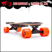 AODI ISO OEM off road electric skateboard overboard longboard
