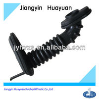 ( EPDM/silicone/Natural rubber/NBR/recycled rubber) sylphon bellows for car tail/back gate