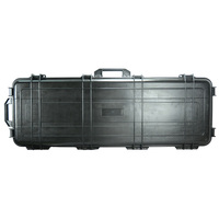 1127x406x155mm hard plastic gun case