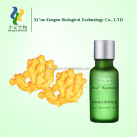 100% pure natural ginger oil.high quality ginger oil