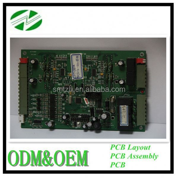 OEM Electronics Fast prototype pcb assembly with smt and smd processing