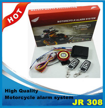 Motorcycle alarm system alarms voice security alarm system