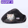 Special triangle warm fleece cave pet shoes bed
