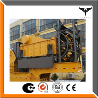 High demand products india mobile impact crushing plant