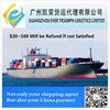 20ft/40ft FCL/LCL Sea Shipping From China to Honolulu,USA