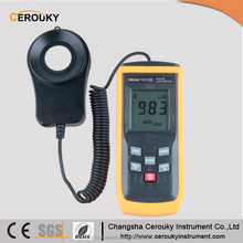 CR1010D data logging in good quality pyranometer Digital lux meter price