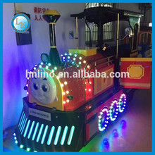 Christmas mini electric trackless tourist road train for children thomas train toy for sale