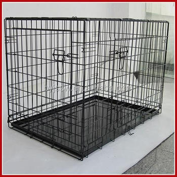 Stainless Steel & Paint Pet Cage For Dog For Sale