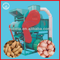 Newest Hot Sale High Quality Automatic peanut shell removing machine