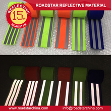Multicolor Band Reflective Wristbands Elastic Ankle Wrist Bands arm For Waling Cycling Running Outdoor Sports