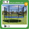 2016 cheap selling outdoor trampoline with safety net (6~16FT)