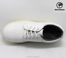 Hot selling anti slip cheap white hospital doctor& nursing work safety shoes