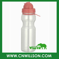 Promotional plastic travel cup