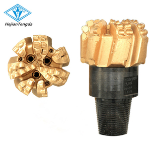 API factory manufactures 7 blade PDC matrix drill bit Rock Roller Bits/oilfield equipment