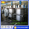 Edible oil refining machine / palm oil refining machine