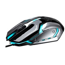 Universal Adjustable Optical Ergonomic USB Wired Computer Mouse Gaming