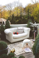 Low price inflatable lounge suite sofa set beautiful canopy sofa