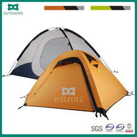 Dome type king camping tent wholesale