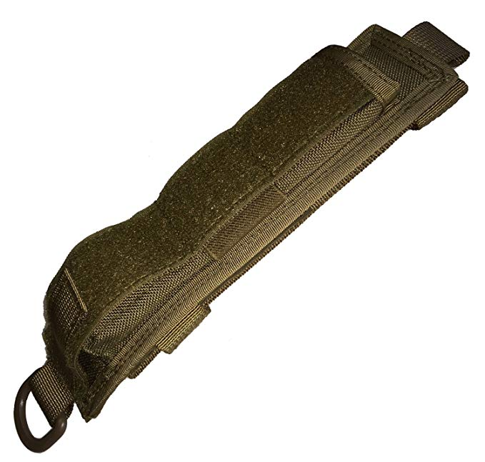 Tactical Expandable Molle Baton Holder Flashlights Pouch