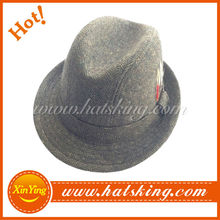 Newest design fabric cowboy hat