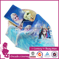 Super softextile baby hand towel 30*30cm carton printed towel