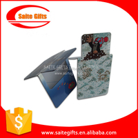 Promotional flexible rubber magnet bookmark