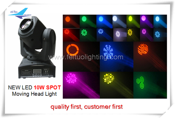 DJ led moving head inno pocket spot 10W mini moving head led