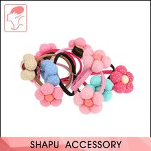 Newest coming superior quality elastic rubber hair band for kids/teenagers