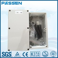 PASSEN High quality electrical plastic box enclosure electronic