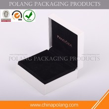 Luxury Promotional luxury ring necklace packaging custom printing logo jewelry packing box