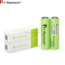 China supplier Brillipower imr18650 2600mah battery 3.7v 40A li-ion rechargeable battery 18650 battery