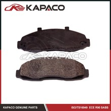F65Z-2001-AA Unique brake pad back plate for FORD USA F150 1991/10-1997/12