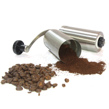 High quality coffee grinder for sale stainless steel manual coffee bean grinder mill