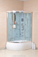 Constar high quality toughened glass shower room