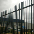 Power coated wrought iron fencing supplies,game fence suppliers,iron fence suppliers
