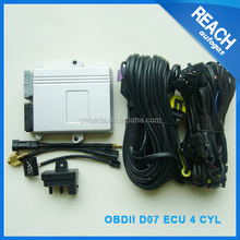 Factory OEM fuel system direct injection cng conversion kits for sale