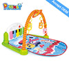 Hot sale Babies Soft Toys Folding Play Gym Mats With Music