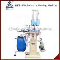 High production CE sock-tip Sewing Machine