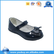 Boutique Cute Baby Party Wear Shoes,Wholesale Children School Shoes