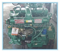 high performance 1000cc marine diesel engine