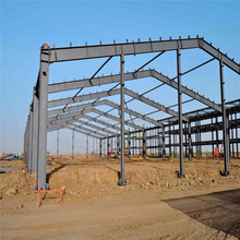 High quality Steel structure construction dormitory building