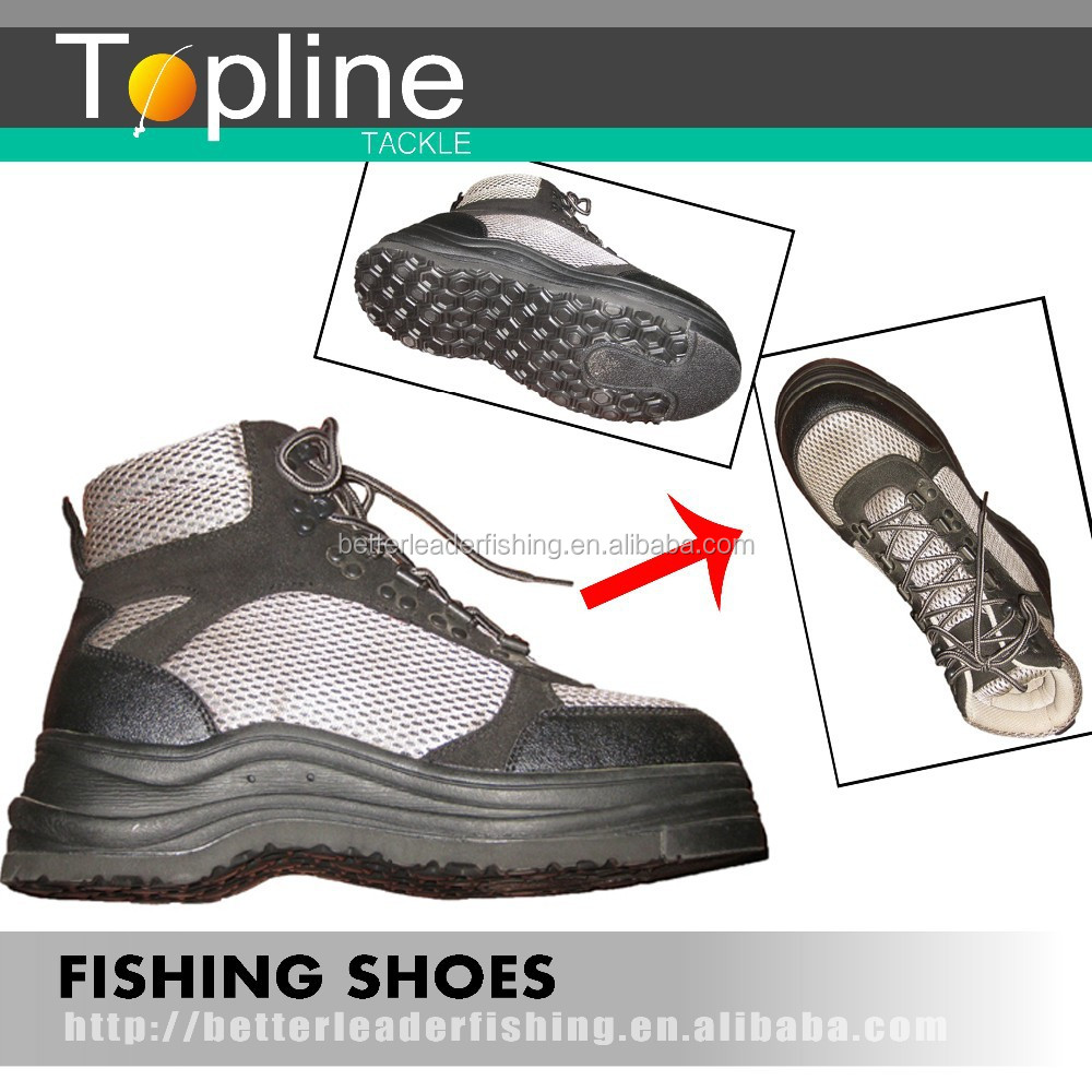 good quality fly fishing wader boots made in China