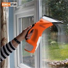 12W Cordless Vacuum Window Cleaner