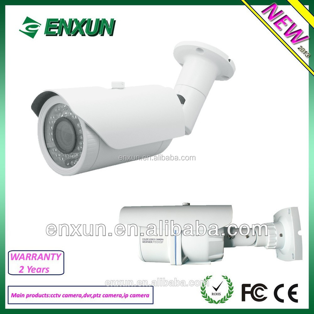 "Network security camera 1/3"" SONY 2 MP High-resolution, 42pcs leds 40M"